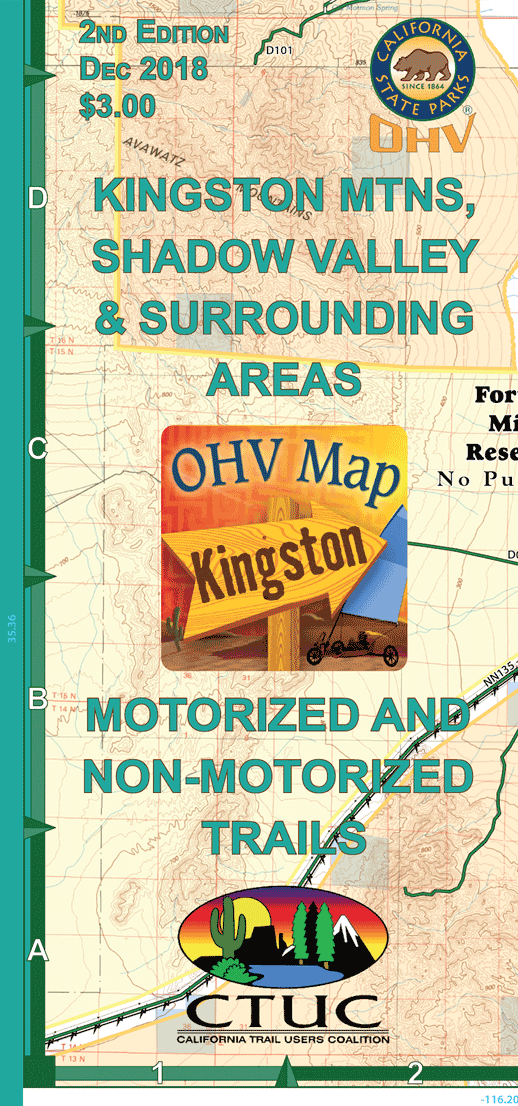 CTUC Map: Kingston Map