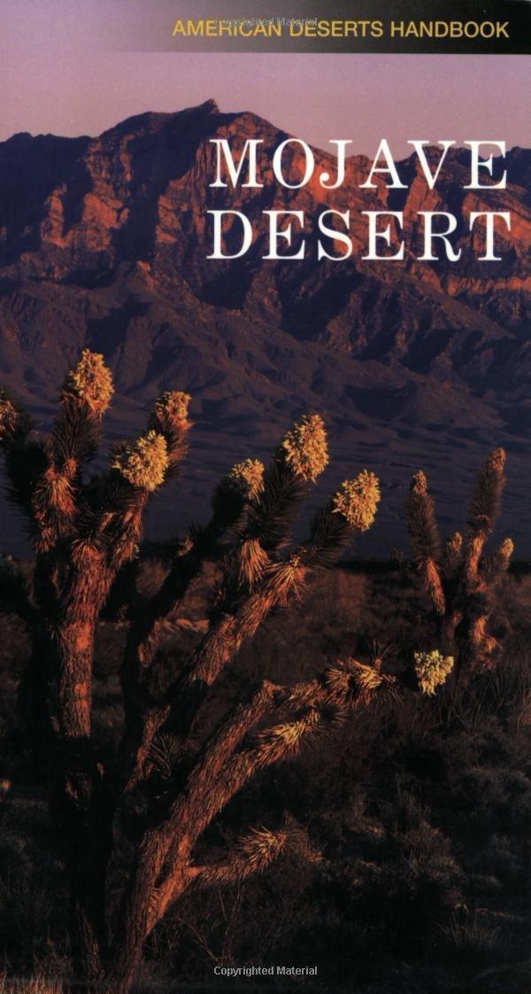 Mojave Desert (American Deserts Handbook)