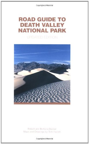 Road Guide to Death Valley National Park