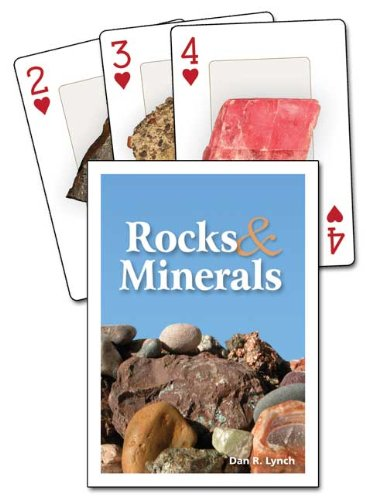 Rock & Mineral Playing Cards