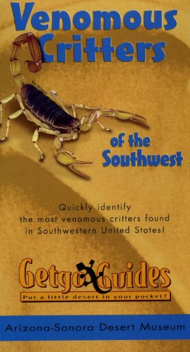 Getgo Guide: Venomous Critters of the Southwest