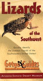 Getgo Guides: Lizards of the Southwest