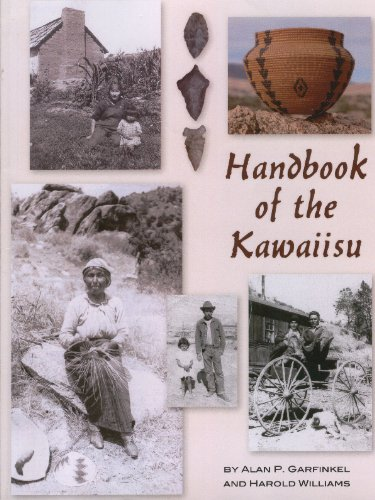 Handbook of the Kawaiisu