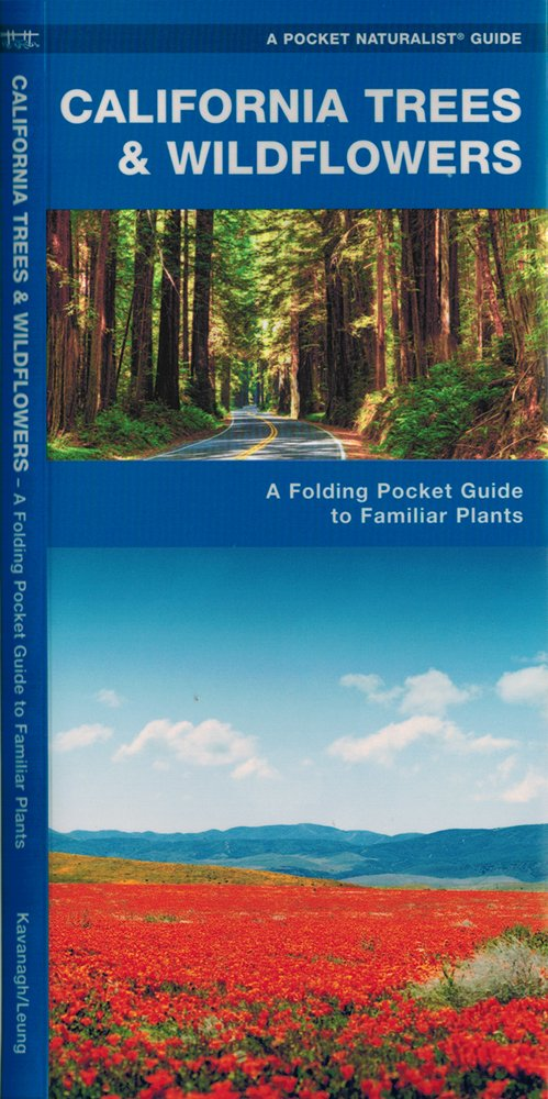 Pocket Naturalist Guide: California Trees & Wildflowers