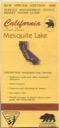 BLM: Mesquite Lake Map