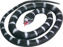 Stuffed Animal: Rubber King Snake 26""